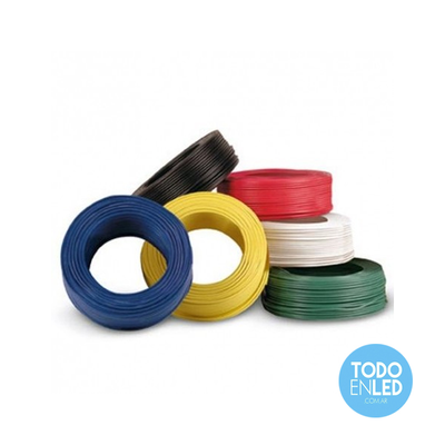 Cable Unipolar Flexible 4 mm² x 100 metros