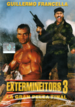 Extermineitors 3: La Gran Pelea Final (1991) Dvd