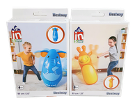 Puching Ball Inflable En Caja