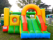 Inflable 5 X 4 Con Tobogan