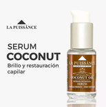 Serum Coconut Oil X 30ml La Puissance