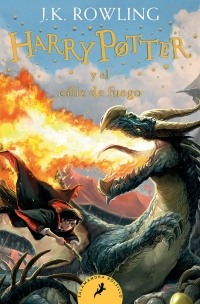 Harry Potter y el cáliz de fuego (Harry Potter 4) J. K. Rowling - SALAMANDRA BOLSILLO (Harry Potter)