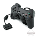Joystick Ps2 Dual Shock Analógico Control Play Con Cable