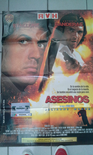 Poster Asesinos Stallone