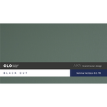 Black Out Sommar Acrilico 08098 (Verde Pastel) (Ancho 2,50 Mts) Olo