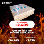 Queen Size 160 (Suavidad Plus)