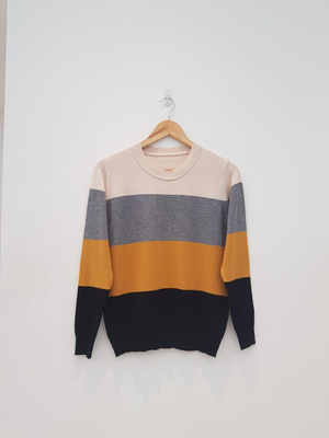 Sweater 4 colores