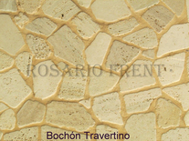 Bochón De Mármol Travertino