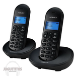 Telefono Inalambrico Noblex Ndt4000tw Dual Caller Id