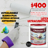 Latex Ultracubritivo 1lts