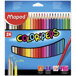 Lapices Color Peps Maped X 24
