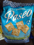 Mini Crackers Paseo