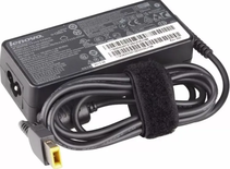 Cargador Lenovo Yoga Ideapad Thinkpad 20v 3.25a Pin Square Usb Cuadrado Amarillo