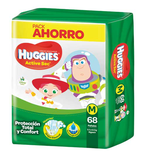 Huggies Active Sec Mx68