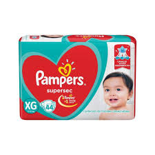 PAMPERS SUPERSEC XGX58