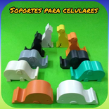 Animalitos, Sostén Para Celular, Tablet, Calculadora, ...