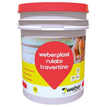 Weberplast Rulato Travertino X 30 Kg (6 Colores Stock)