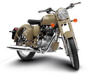 Royal Enfield Classic 500 Desert Storm Financiamos!!!