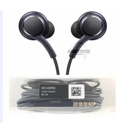 Auricular Akg Tipo Samsung S8 S9 S10 Note 8 9