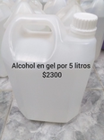 Alcohol En Gel Por Litros