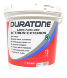 Duratone Latex Int-Ext X 10l
