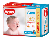Huggies Natural Care Ellos Mx68