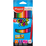 Lapices Color Peps Maped X 12