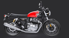 Royal Enfield Interceptor 650 Colores Disponibles!!!