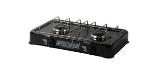 Anafe A Gas Brogas 8202 Negro