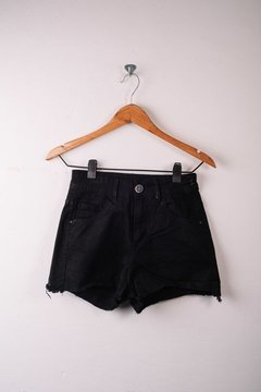 SHORT SNOW BLACK