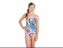 Malla Enteriza Ethno Funk All Speedo Talle 8 Y 10