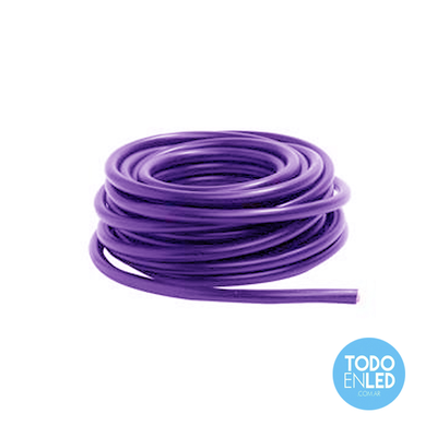 Cable Subterraneo 2 x 6 mm x 100mts