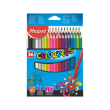 Lápices Colorpeps X36 Maped