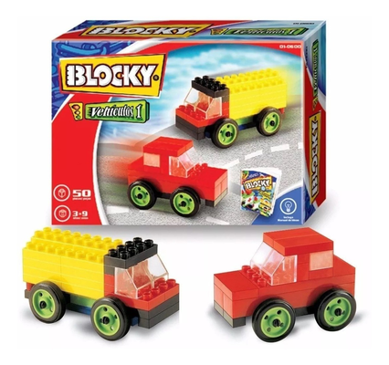 BLOCKY Vehiculos 1