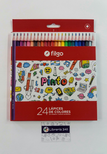 Lapiz De Color Filgo X 24 L