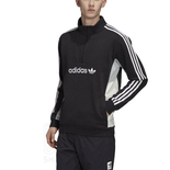 Adidas Buzo Mod 1/4 Zip Sweat Long (Negro)