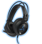 Auricular Gamer Kolke Kga-246 C/ Micrófono Pc Luz Led Gaming