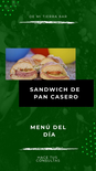Andwich Vegetariano
