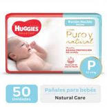 Huggies Natural Care Px50