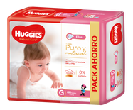 Huggies Natural Care Ellas Gx68