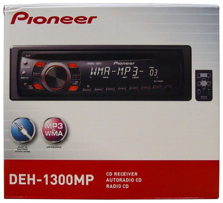 Autoestéreo Pioneer DEH1300MP