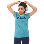 Camiseta Fem Fila Drapped Ml/N