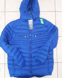 Campera Inflable Talle 3xl-4xl-5xl